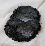 Перламутр сухой цвет Черный