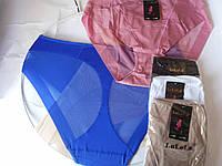 Трусы LuLoLa модель 865 бесшовные, сеточка, размеры 50-52 (в упаковке 12 штук)