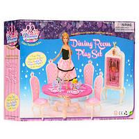 """Мебель для куклы 1212 """"Dining Room"""" (Y)"""