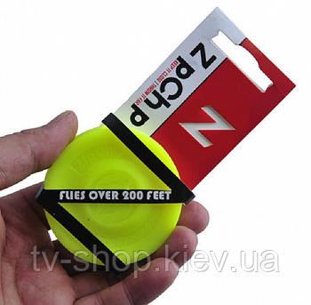 Летающая мини тарелка zip chip (силикон)