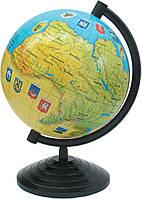 """Глобус """"Украина"""" 210022, 16 см (Y)"""