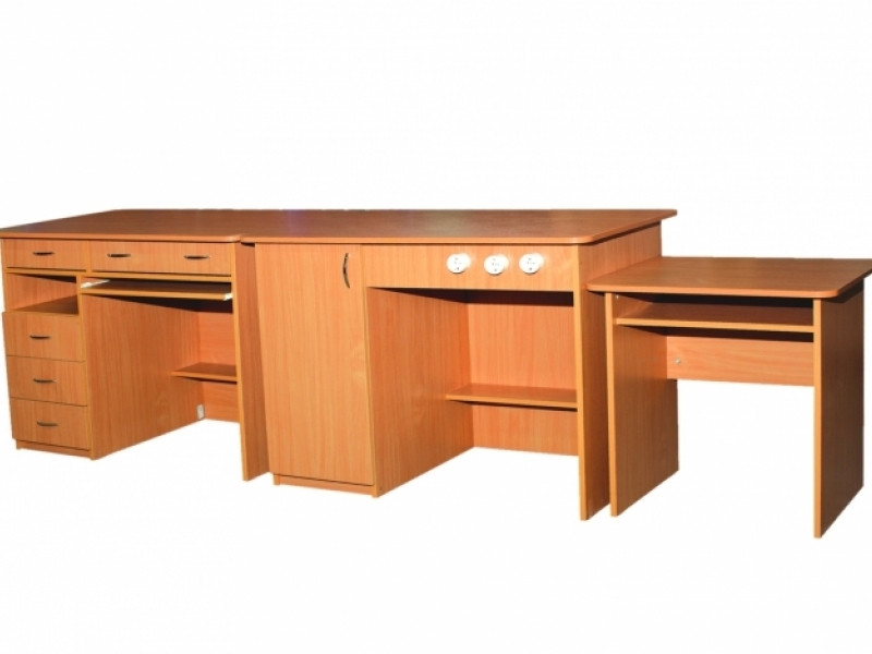 Комплект столов демонтарционных для кабинета физики (3 элемента). - Інтернет магазин ТерЛайн - Офісні та шкільні меблі Сейфи Стільці   Дошки Товари для поліграфій Папір в Тернополе