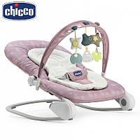 Детский шезлонг-качалка Chicco Hoopla Princess