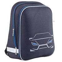 """Рюкзак каркасный 553351 """"H-12 Car"""", 38х29х15 см (Y)"""