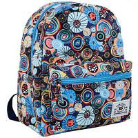 Рюкзак подростковый ST-15 Blue, 28*22*12