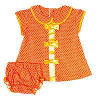 Комплект платье и трусики