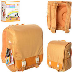 Рюкзак школьный BAC1, 34х27х17 см (Y)