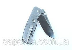 Нож универсальный Ganzo (черный, зеленый, оранжевый) G722-OR, фото 3