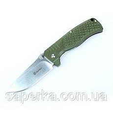 Нож универсальный Ganzo (черный, зеленый, оранжевый) G722-OR, фото 2