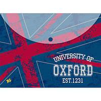 "Папка-конверт на кнопке А4 ""Oxford"""