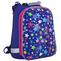 "Рюкзак каркасный 553385 ""H-12 Stars"", 38х29х15 см (Y)"