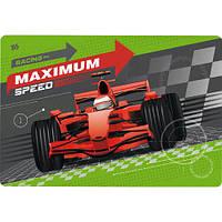 """Подложка для стола детская """"Maximum speed"""""""