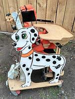 Вертикализатор с электроприводом Далматинец AkcesMed Dalmatian Multifunction Stander