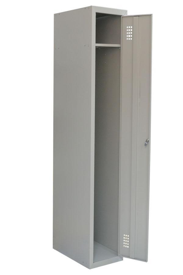 Шафа НО 12-01-04х18х05-Ц-7035 Шкаф для одежды БЕСПЛАТНАЯ ДОСТАВКА!