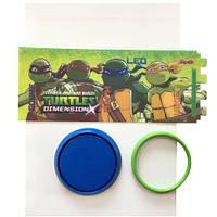 """Стакан для письменных принадлежностей 491194 """"Ninja Turtles"""""""