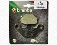 Органические тормозные колодки фирмы Brenta