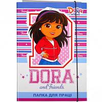 """Папка для труда ПП04/14 """"Dora"""", А4"""