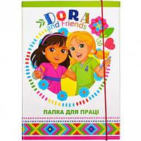 """Папка для труда ПП04/16 """"Dora"""", А4"""
