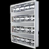 Светодиодный LED светильник Louver 36W 6000K 595x595 мм