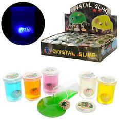 "Лизун MK 1474 ""Crystal Slime"", 24 шт. в упаковке (Y)"