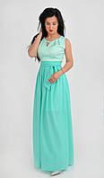 """Нарядное красивое длинное  платье  """"164"""", фото 1"""