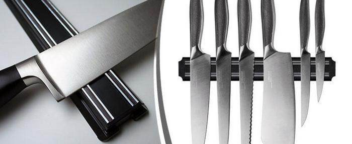 Магнітний тримач для ножів 33 см