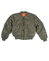 Куртка лётная MA1, olive