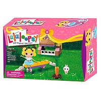 Конструктор для девочек  Lala Loopsy Лалалупси (27009)39 деталей детская площадка фигурка питомец