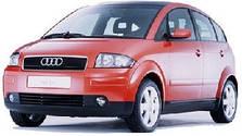 Чехлы на Audi A-2 (с 2001--)
