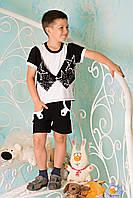Костюм детский Бристоль (черный)