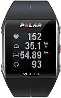POLAR  V800 HR Black NEW (90060770)