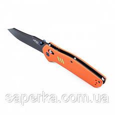 Нож Firebird Ganzo (черный, серый, оранжевый) F7563-BK, фото 2