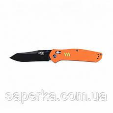 Нож Firebird Ganzo (черный, серый, оранжевый) F7563-BK, фото 3