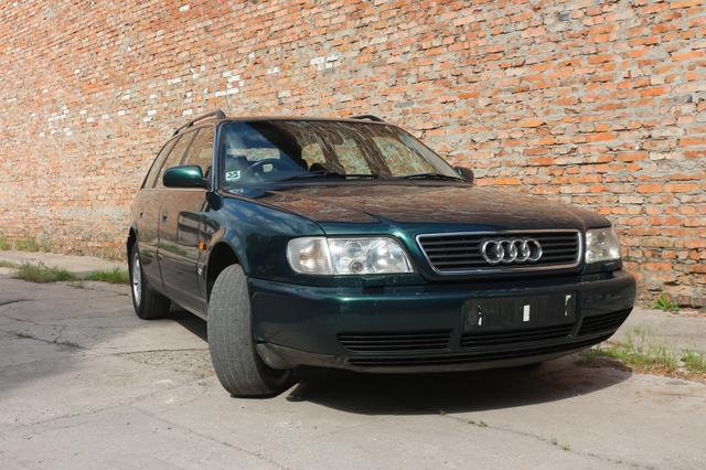Audi A6 C4 Avant 2.6 ABC 97г. 315 т.км