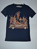 Модная футболка Италия Zu-Yspanici, 8 лет.