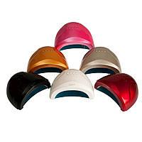 SUNone Professional LED Nail Lamp 48 Вт ( белая, черная, красная, пудра, серебро,золото)