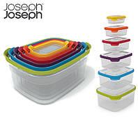 Набор пищевых контейнеров Joseph Joseph Nest Storage 81005 (6 шт.)
