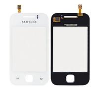 Тачскрин /сенсор (сенсорное стекло) для Samsung Galaxy Y S5360 (белый цвет)