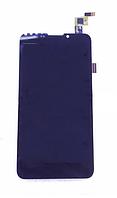 Оригинальный дисплей (модуль) + тачскрин (сенсор) для Gigabyte GSmart Simba SX1 (черный цвет)