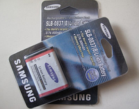 Аккумулятор Samsung SLB-0837B для NV8 | NV10 | NV15 | NV20 | SL201 | SL301 | L85T | L201
