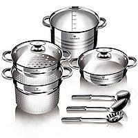 Набор посуды Blaumann BL-3138 (9 предметов)