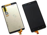 Оригинальный дисплей (модуль) + тачскрин (сенсор) для HTC Desire 400  | One SU T528w