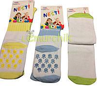 Носочки для малыша нескользящие легкие (интерлок)