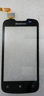 Оригинальный тачскрин / сенсор (сенсорное стекло) для Lenovo A690 (черный цвет)