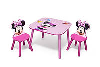 Набор детской мебели Минни Маус от DELTA CHILDREN