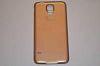 Задняя золотая крышка для Samsung Galaxy S5 G900A G900F G900H G900M G901F G903F G906K G9006V G9008V G9009D