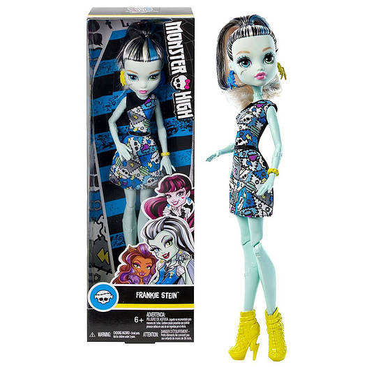 Monster High Fashion Doll Frankie Stein ( Кукла Монстер Хай Фрэнки Штейн )