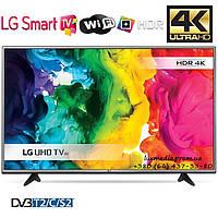 Телевизор LG 55UH605V (1200Гц, Ultra HD, 4K IPS Display, Smart, HDRPro, TrueBlack, ULTRASurround, DVB-T2/S2)
