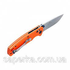 Нож Firebird (черный, зеленый, оранжевый) F7542-BK, фото 3