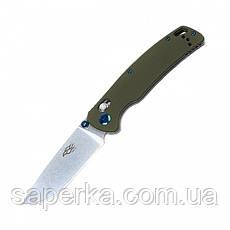 Нож Firebird (черный, зеленый, оранжевый) F7542-BK, фото 2